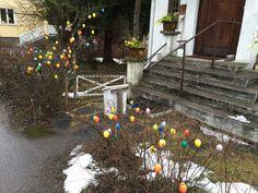 Jouluvalot pääsiäisenä vai sittenkin pääsiäisvalot pääsiäisenä
