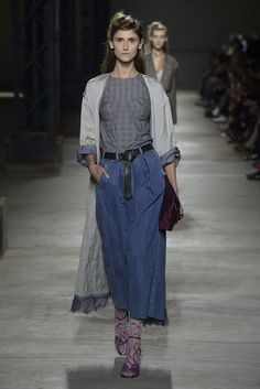 Dries Van Noten Ready to Wear Spring 2016