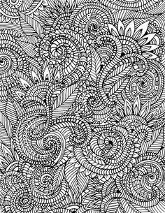 free coloring page for you! | alisaburke | Bloglovin'