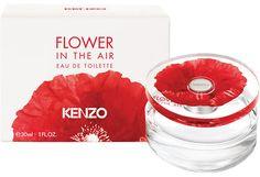 ELÄMÄNILOA TULVIVA UUTUUSTUOKSU! - Kenzo Flower in The Air EdT tuoksu 30 ml. Kenzon uusin, sensaatiomainen tuoksu Flower in the Air on ilmavan kevyt ja sädehtivän kukkainen. Tuoksun on luonut Alberto Morillas. Hänen luomansa tuoksut sisältävät aina annoksen elämäniloa, joie de vivre.