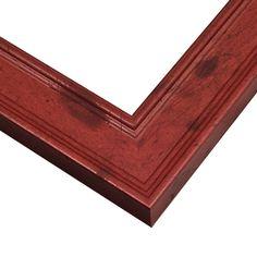 banyard red frame, Americana