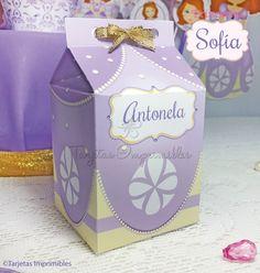 Princesita Sofia: Decoraciones imprimibles para fiestas | Tarjetas ...