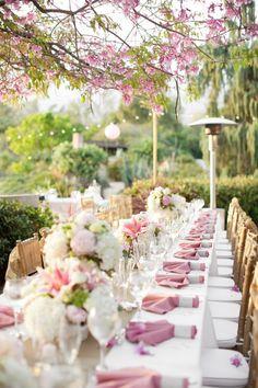 Los Angeles Arboretum & Botanical Garden Wedding from Serena Grace Photo  Read more - http://www.stylemepretty.com/california-weddings/2013/07/24/los-angeles-arboretum-botanical-garden-wedding-from-serena-grace-photo/