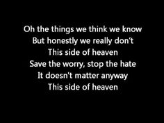 This Side of Heaven - Chris August