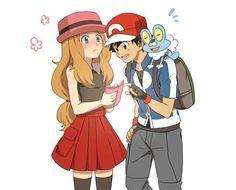 :3 <3 #KalosQueen #PokémonXY #Amourshipping