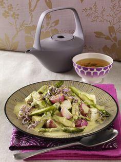 Unser beliebtes Rezept für Gelbes Curry mit Tofu und grünem Spargel und mehr als 55.000 weitere kostenlose Rezepte auf LECKER.de.