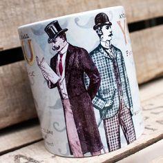 personalised gents mug 'fantachetic' design by lovehart | notonthehighstreet.com