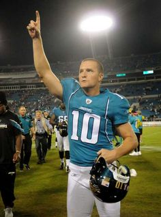 former jacksonville jaguars players | Jaguars kicker Josh Scobee will not attend offseason workouts with the ...