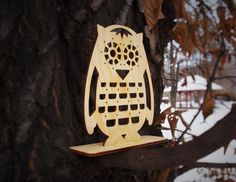 Check out this item in my Etsy shop https://www.etsy.com/listing/219861869/jewelry-display-owl-jewelry-holder-owl