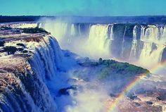 As mais lindas quedas d'água do mundo