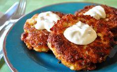 Dijon Tilapia Cakes, the perfect alternative to fish sticks.