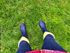 Review: Packable Wellies from Butterfly Twists