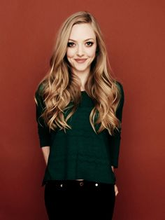 Amanda Seyfried has Uhmazing hair!!