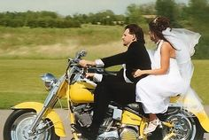 Fun guides and information to help you plan your wedding from start to finish. Wedding transport choices for your special day. Space Wedding, Dream Wedding, Wedding Cars, Gatlinburg Weddings, Biker Dating, Powerful Love Spells, Lost Love Spells, Biker Love, Love Spell That Work