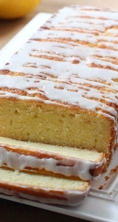 Lemon Loaf Cake - Spoonful of Flavor