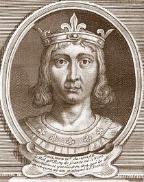 . Roi Philippe IV le Bel, capétien. Naissance, mort, couronnement, règne. Capétiens. Histoire de France. Patrimoine. Magazine