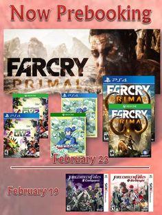 Tenemos todas las últimas nuevas lanzamientos.Visitan nuestra página Web. http://www.latamgames.com/master_es.php @latamgames #mayorista #distribuidores #videojuegos #jogos #xboxone #xbox #xbox360 #ps3 #ps4 #ps2 #psv #psp #psvita #3ds #wii #wiiu #Juegos #mayoristadevideojuegos #distribuidoresdevideojuegos #ventasdevideojuejos #MegaMan #FarCry #FireEmblem #PlanetsVsZombies #Primal