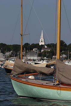 Summer in Nantucket