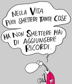 Massimo Cavezzali: Cavezzali: non mi sopporto Daily Mood, Alter, Beautiful Words, Wish, Have Fun, Smile, Cartoon, Thoughts, Learning