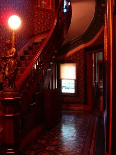 Old World, Gothic, and Victorian Interior Design: Victorian interior gothic interior Victorian Home Decor, Victorian Rooms, Victorian Interiors, Victorian Design, Victorian Architecture, Victorian Gothic, Victorian London, Victorian Houses, Versace Home