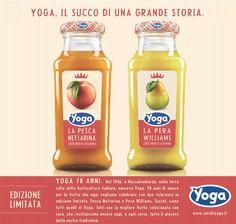 YOGA: compie 70 anni di vita e di #succhi. Grande festa in #Romagna con due nuovi succhi strepitosi! #yoga #frutta #emiliaromagna #sanomangiareit