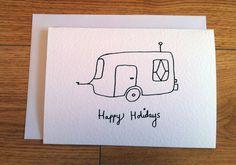 Retirement Card- Happy Hoildays £2.50