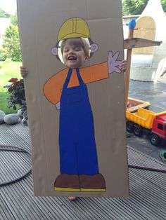 Bob der Baumeister / Bob the builder photobooth