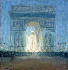 Henry Ossawa Tanner - The Arch - Brooklyn Museum