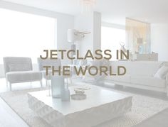 Jetclass is everywhere. We travel to visit our clients, to be near the ones we love and also the ones we admire. Showrooms and partnerships are always welcomed.