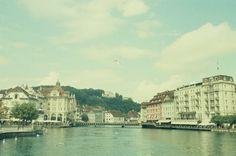 Switzerland. 35mm Film Photography
