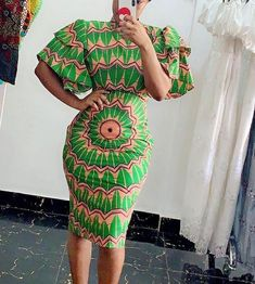 Try out this amazing beautiful Ankara dress we have for you ,This specially Ankara dress we selected for you will make you look … African Fashion Ankara, African Inspired Fashion, Latest African Fashion Dresses, African Dresses For Women, African Print Fashion, Africa Fashion, African Wear, African Attire, African Dress Styles