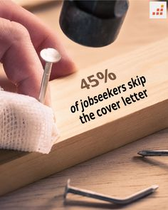 Skipping the cover letter is a mistake—and LiveCareer makes creating great cover letters incredibly fast and easy! Great Cover Letters, Cover Letter For Resume, Cover Letter Builder, Resume Advice, Build A Resume, Lettering, Easy, Drawing Letters