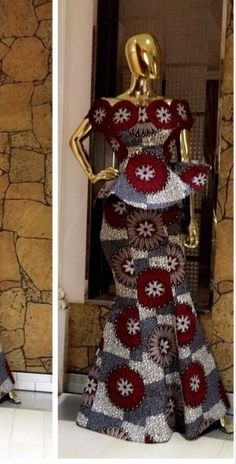 latest ankara skirt and blouse styles ankara skirt and blouse,latest… Africanstylesforladies - African Styles for Ladies African Print Dress Designs, African Print Dresses, African Dresses For Women, African Attire, African Fashion Ankara, Latest African Fashion Dresses, African Print Fashion, African Style, Ankara Skirt And Blouse