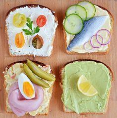 Toastový chléb bez hnětení – Maškrtnica Avocado Toast, Breakfast, Food, Morning Coffee, Essen, Meals, Yemek, Eten