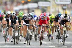 Tour de France etappe 21