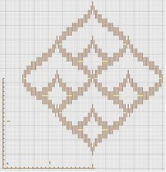 Awesome Most Popular Embroidery Patterns Ideas. Most Popular Embroidery Patterns Ideas. Motifs Bargello, Broderie Bargello, Bargello Patterns, Bargello Needlepoint, Bargello Quilts, Needlepoint Stitches, Needlework, Cross Stitches, Hardanger Embroidery