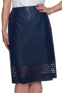 Mynt 1792 - Erin Skirt in Navy