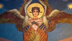 O Άγγελος που φυλά τα ορφανά Princess Zelda, Painting, Fictional Characters, Painting Art, Paintings, Fantasy Characters, Painted Canvas, Drawings