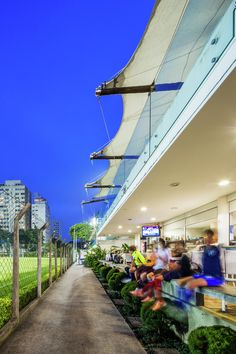 Galeria - Bar do Futebol Clube Pinheiros / Bacco Arquitetos Associados - 2