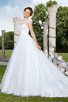 Vestido de Noiva Amor Eterno 05