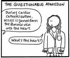 12 Types of Medical Students: The Questionable Admission