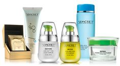 SEACRET - Age-Defying Regimen for Normal Skin Healthy Young skin! 50% for Preferred Customers!