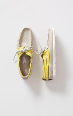 Boat Shoes / Closed  #shoes