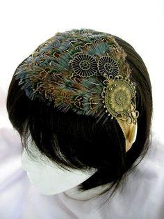 Head Dress. I think I might need this.