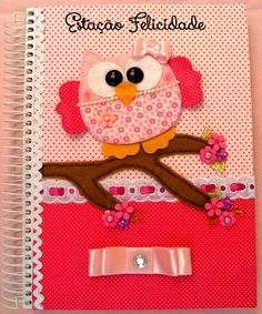 Another cute owl book cover.