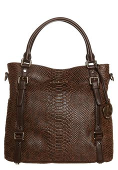 BEDFORD - Handbag - brown-MK