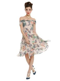 Hell Bunny Marilyn Dress | Hot Topic