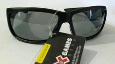 Style Science X Games Black Yellow arm Plastic 100 % UVA & UVB Sunglasses