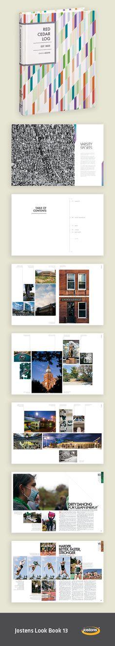 [Red Cedar Log, Michigan State University, East Lansing, MI] #Yearbook #BookLook