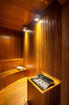 Sauna, madeira